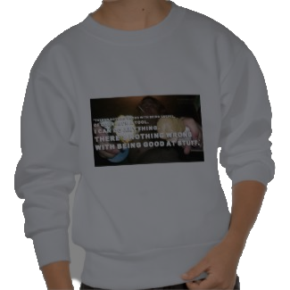 Insignificant Celluloid Pullover Sweatshirt