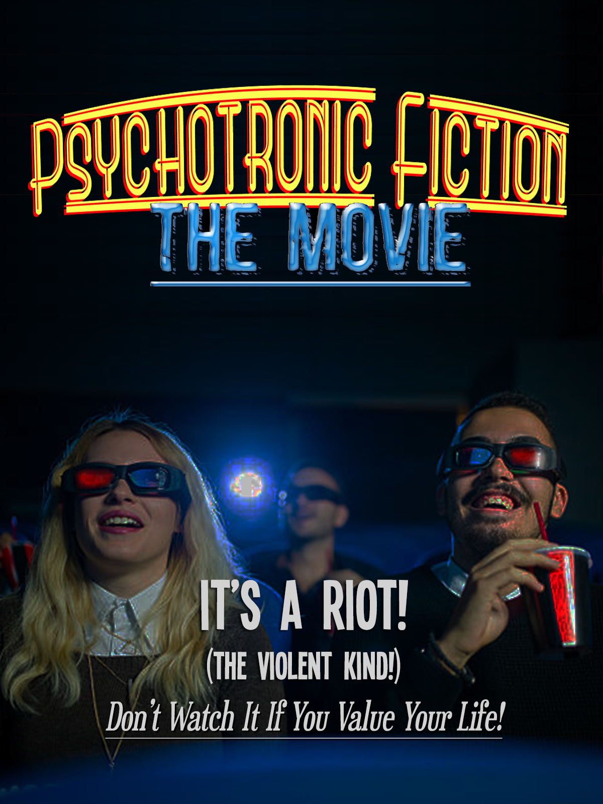 Psychotronic Fiction